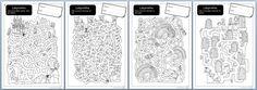 Labyrinthe, motricité fine, autonomie, cp, Ce1, Cycle 2,  graphisme, espace
