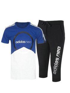 2x Trainings Anzug von ADIDAS