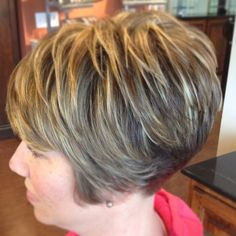 "Bold blonde highlights with a sort & sassy cut! [   ""Bold blonde highlights with a sort sassy cut!"" ] #<br/> # #Quick #Hairstyles,<br/> # #Girl #Hairstyles,<br/> # #Hair #Expo,<br/> # #Charity,<br/> # #Barbers,<br/> # #Eyebrows,<br/> # #Blonde #Highlights,<br/> # #Bob #Cut,<br/> # #Hare<br/>"