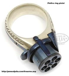 Pistol Ring Gun