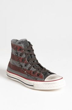 Converse Chuck Taylor® All Star® 'Stripe and Studs' Sneaker (Women) | Nordstrom