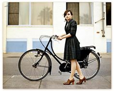 Dutch style Cycle Chic