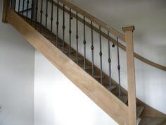 Afbeeldingsresultaat voor eiken trap