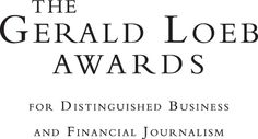 2015 Gerald Loeb Award Finalists Announced by UCLA Anderson School of Management | Business Wire