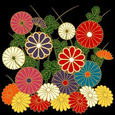 ornaments-of-the-world:Japanese pattern
