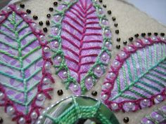 ella's craft creations - mandala like detail # Flea Market # Craft Creations # Feel free to add your name to our vendor directory Visit - http://www.niagarafleamarket.ca/vendor-directory