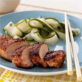 Get involved with two distinct flavors: #peanut and #cucumber. #recipes #lowcalorie