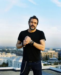 Jeffery Dean Morgan: made me fall in love with him in Grey's Anatomy, P.S. I Love You, and Eat Pray Love