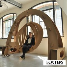 the best #cardboard chair ever made