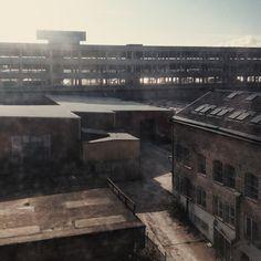 The former porcelain factory in Gustavsberg, Sweden by Hans Malm 2014