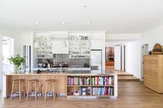 Loudon Homestead - Transitional - Kitchen - Christchurch - by Sheppard & Rout