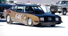 Studebaker Avanti Racecar 646