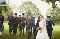 Irish Military Weddings Photographed by Couple Photography. Military Weddings, Bridesmaid Dresses, Wedding Dresses, Couple Photography, Irish, Couples, Fashion, Bridesmade Dresses, Bride Dresses