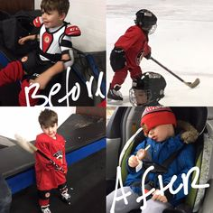 A day in the life of a Little Blackhawk! Youth Hockey, Hawks, Father, Baseball Cards, Play, Learning, Twitter, Sports, Life