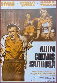 ADIM ÇIKMIŞ SARHOŞA 1965
