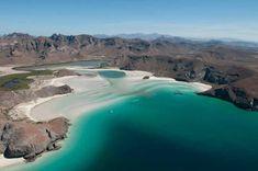 playas_mexico_colores_balandra_flickr_550 Costa, Baja California Sur, Water, Outdoor, Trekking, Caribbean, Gripe Water, Outdoors, Outdoor Games
