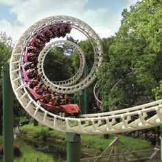The low-key Efteling theme park in the Netherlands features a miniature train, faster thrills including the Python rollercoaster and a welcome lack of merchandise shops. Woodlands Cottage, Lakeside Lodge, Best Amusement Parks, Hansel Y Gretel, Seaworld Orlando, Cool Themes, Stay The Night, Python, Family Travel