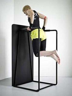 Мебель-трансформер два в одном: для спорта и отдыха