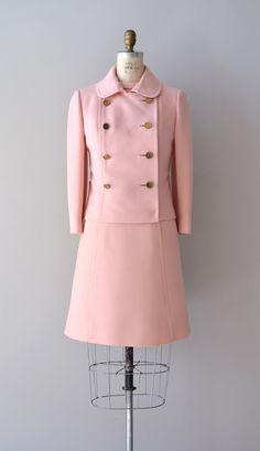 1960s wool dress