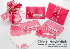 Birthday Card, Box, and Gift Set by Chiaki Haverstick