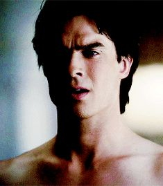 Ian Somerhalder as Damon Salvatore Stefan Salvatore, Damon Salvatore Vampire Diaries, Ian Somerhalder Vampire Diaries, Vampire Diaries The Originals, Serie Vampire, Vampire Daries, Damon Und Elena, Ian Somerholder, Hello Brother