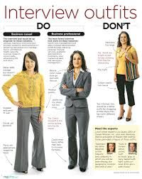 what to wear for an interview in childcare
