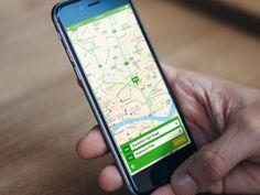 Citymapper Search Position