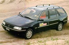 Peugeot 405 SRI Break (1993)