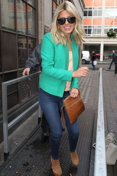 Mollie King - Love her hair!