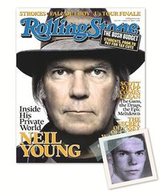 Neil Young His new album entitled Americana Neil Young, Rock Music, My Music, Music Icon, Scott Stapp, Rolling Stone Magazine Cover, Rolling Stones Music, Grunge, The Secret World