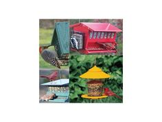Audubon Birdhouses, Feeders, and Accessories  The Audubon collection of products by WoodLink is a line of high quality, field-tested birdhouses, birdfeeders, and accessories.