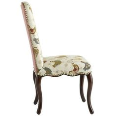 Claudine Dining Chair   Rooster