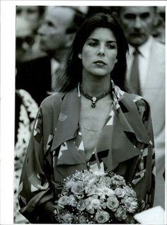 Vintage photo of Princess Caroline of Monaco   eBay