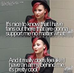 I was at the Excel Energy Center seeing her that day. HELL YEAH!!!!!!