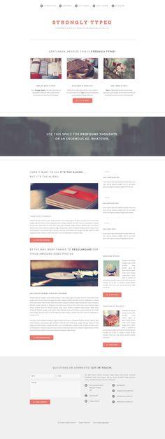 Web Pilot HTML5 Template | HTML5 Templates | Pinterest