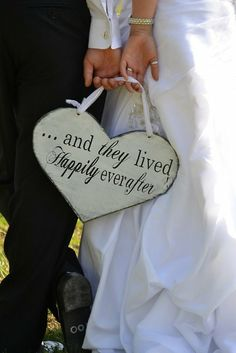customized signs for wedding
