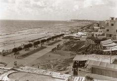 Tel Aviv beach ,1930's