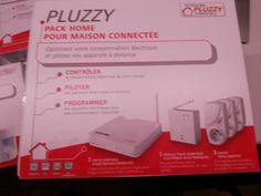 Découverte du Pack Home de Pluzzy (la box de Toshiba) par Touteladomotique.com