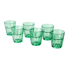 IKEA - SOMMAR 2017, Glas, Ook geschikt voor warme dranken.Gehard glas, waardoor het glas extra bestand is tegen stoten en daardoor slijtvast is.