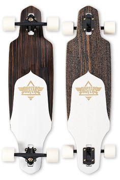 White and wood Dusters Skateboard Wheels, Electric Skateboard, Skateboard Girl, Skateboard Decks, Longboard Cruiser, Cruiser Skateboards, Longboard Design, Skateboard Design, Girls Football Boots