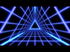Retro Futuristic 80s Vaporwave Triangle Grid Synthwave Tunnel 4K UHD 60fps 1 Hour Video Loop - YouTube Textured Walls, Textured Background, Neon Nights, Neon Wallpaper, Thing 1, Retro Futuristic, 4k Uhd, Fabric Wall Art, Hanging Pictures