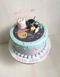 Bake the world a better place! by Lulu Goh