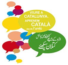 Viure a Catalunya. Aprenem català des de l'urdú