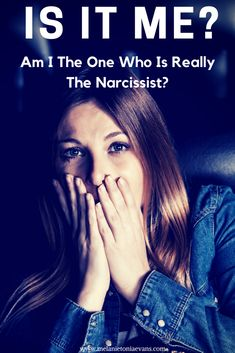 "THINK YOU ARE THE NARCISSIST? I can't tell you how many times people have asked this question. Is it me? Am I the one who is really the narcissist?I want to state that your ability to self-assess yourself and ask yourself honestly ""Am I a narcissist?"" means that you are almost certainly not. #narcissist #narcissism #abuserecovery #healing #awakening"