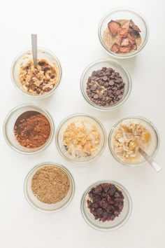 Prep, grab, and go. #greatist https://greatist.com/eat/healthy-breakfast-ideas-you-can-meal-prep
