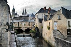 Bayeaux, France