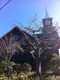 Church in Cannon Beach OR