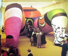 Niki de Saint Phalle, Hon, 1966