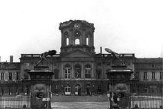 Berlin 1945 Schloss Charlottenburg