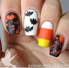 Nails by @sparrownails